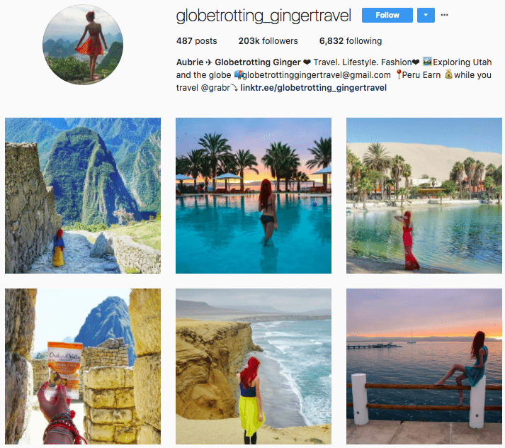 globetrotting_gingertravel Instagram